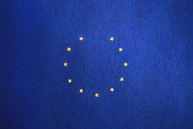 Union européenne drapeau